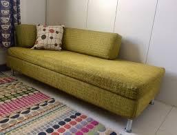 award winning swiss made sofa bed designers guild fabric 2m x
