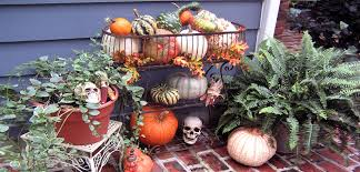 Outdoor Halloween Decor Time For Outdoor Halloween Decor Bombay Outdoors