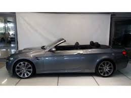 bmw convertible cars for sale 2010 bmw m3 m3 convertible auto for sale on auto trader south