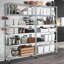 ikea kitchen cupboard storage accessories an open storeroom kitchen shelving units modern pantry