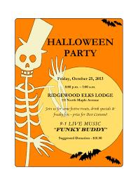 ridgewood elks club halloween party ridgewood nj