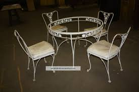 wrought iron chairs patio vintage wrought iron patio furniture home design