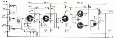 hi gain pa amplifier circa 1950 preservation sound
