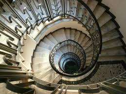 round stairs stock photo image of building marble twentieth