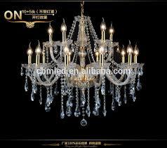 Buy Chandelier Crystals Cheap Crystal Chandeliers Villa Lobby Cognac Crystal Chandeliers