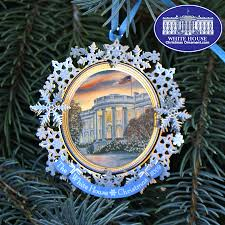 extravagant white house ornaments impressive ideas 2014