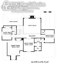 english manor floor plans timberland plan 3803 edg plan collection