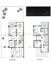 villa floor plans the springs floor plans emirates living