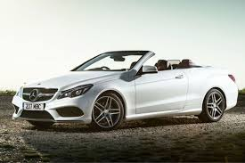 mercedes convertible mercedes benz e class cabriolet 2010 car review honest john