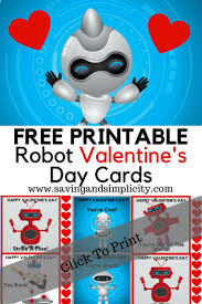 s day cards for kids robot s day cards for kids saving and simplicity