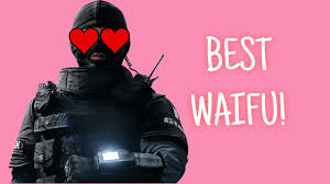 twitch is best waifu rainbow six siege montage youtube