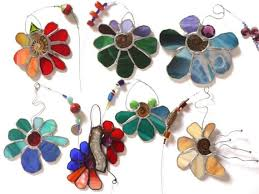 Flower Glass Design 962 Best Stained Glass Love Two Images On Pinterest Glass Art