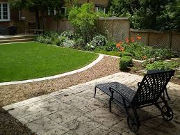 Small Backyard Landscaping Ideas Without Grass Landscaping Ideas For Small Backyards With Dogs