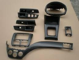 2012 Subaru Forester Interior Carbon Fiber Interior Trim Set For 2009 2012 Subaru Forester Jp