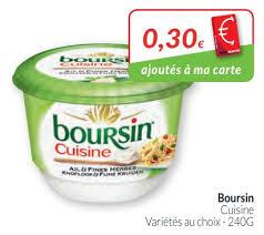 boursin cuisine carrefour market promotion boursin cuisine knoflook en fijne