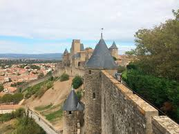 carcassonne carcassonne france offers castle on the hill getaway taiwan news