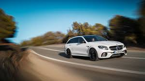 2018 mercedes amg e63 s wagon will speed you to soccer practice