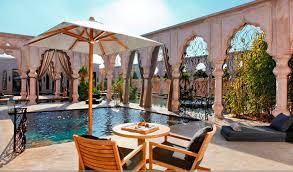 palais namaskar luxury hotel marrakech