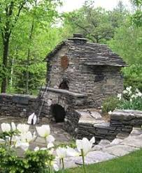 Stacked Stone Outdoor Fireplace - dry stack stone fireplaces superb craftsmanship centuries in