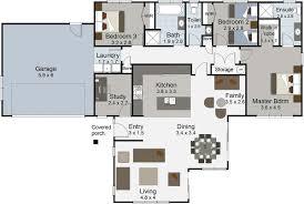 house builder plans house plan ballad 3 bedroom house plans landmark homes builders nz