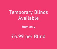 Blackout Temporary Blinds Blackout U0026 Room Darkening Blinds Hitchin Letchworth Bedford