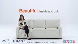american leather comfort sleeper sofa no gst promotion youtube