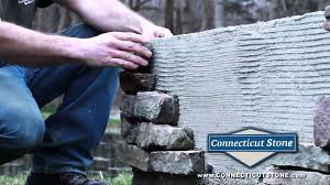 How To Make Firepit by Connecticut Stone Shows You How To Build Your Own Fire Pit Youtube