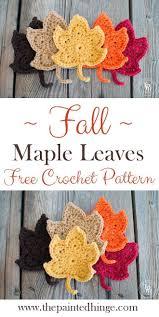25 unique autumn crochet ideas on thanksgiving