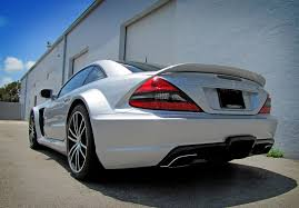 renntech mercedes benz sl65 v12 bi turbo black series