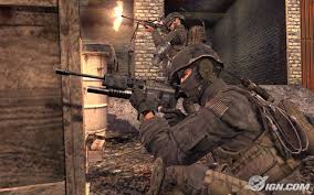 List Of Cod4 Maps Call Of Duty 4 And The Medicore Graphics System Wars Gamespot