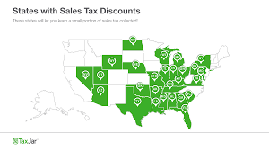 Virginia Vehicle Bill Of Sale by Sales Tax By State How To Discount Your Sales Tax Bill