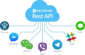 rest api for omni channel chat apps u0026 bot
