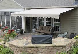 Retractable Awning With Screen Gulf Coast Retractable Screens Florida Motorized Screens