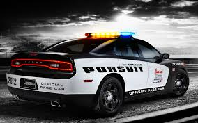 Dodge Challenger Nascar - police pole position dodge charger pursuit package doubles as