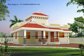 kerala style single floor house plan home home building plans