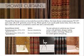 western style shower curtains southwest design shower curtains