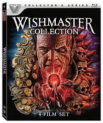 Wishmaster U0027 Franchise Blu Ray Set Coming From Vestron Video We U0027ve