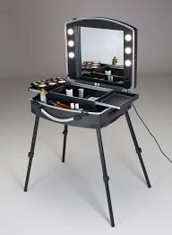 portable hair and makeup stations 41 best make up trolley cases with lights and mirror images on