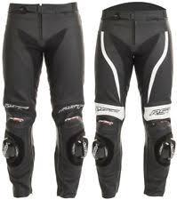 Cowhide Pants Mens Leather Motorcycle Pants Ebay