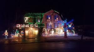 christmas light show toronto musson s famous christmas display christmas light near toronto