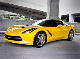 las vegas car hire corvette corvette stingray hertz edition rental