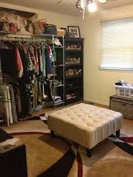 spare room closet turning our spare room into my closet need help