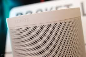 minimalist speakers sonos play 1 tone minimalist and refined but will you notice the
