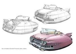 fernando juarez illustrator cars for planet 51 art of planet 51