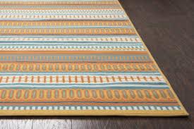 Orange And Blue Area Rug Ebern Designs Melva Orange Blue Indoor Outdoor Area Rug Reviews