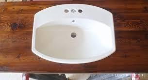 Diy Bathroom Vanity Makeover by Diy Bathroom Vanity Makeover With Fusion Mineral Paint Lost U0026 Found