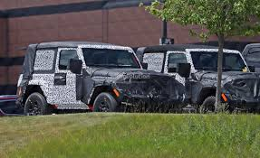 jl jeep release date 2018 jeep wrangler jl timeline leaked production could start in