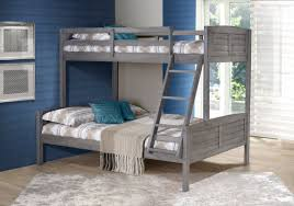 Bunk Bed With Twin Over Full by Harriet Bee Evan Twin Over Full Bunk Bed U0026 Reviews Wayfair