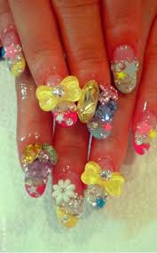 p s lovefashion japanese nail art
