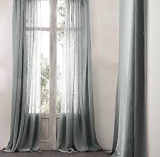 restoration hardware drapes restoration hardware open weave